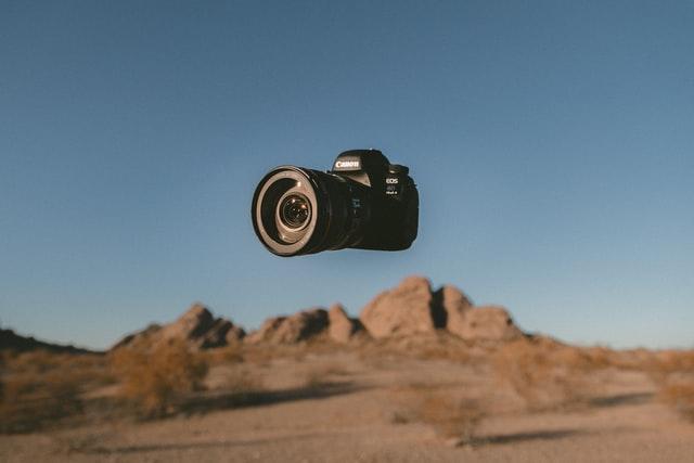 カメラの作成