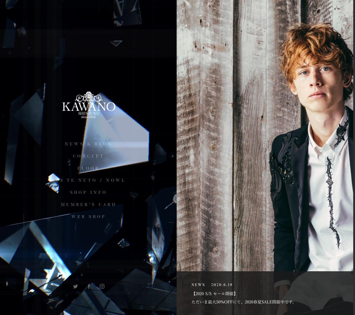 KAWANO | セレクトショップ